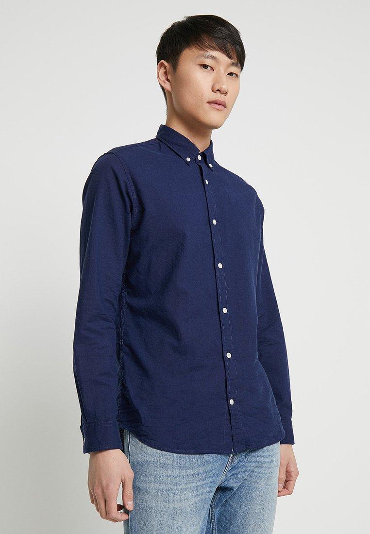 Jack & Jones PREMIUM - JJESUMMER  - Shirt - maritime blue