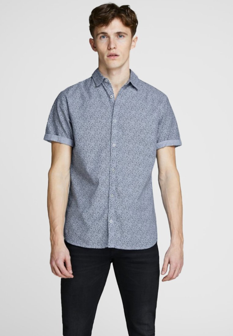 Jack & Jones PREMIUM - BOTANIK - Skjorter - light blue