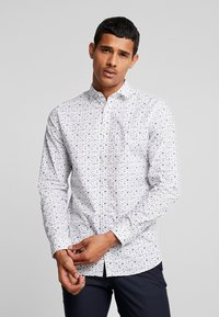 Jack & Jones PREMIUM - JPRBLACKPOOL SLIM FIT - Košile - white - 0