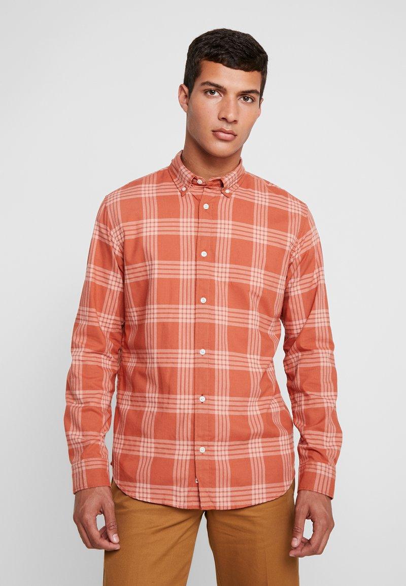 Jack & Jones PREMIUM - Overhemd - cinnamon stick