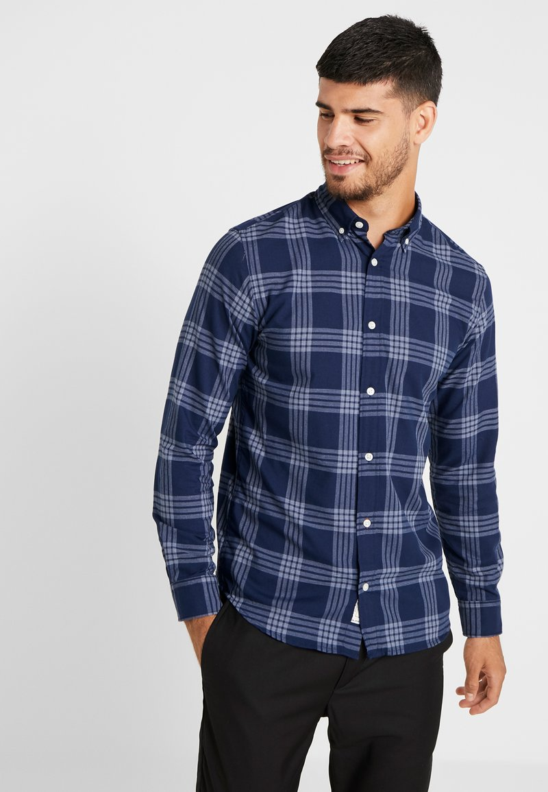 Jack & Jones PREMIUM - Hemd - dark blue