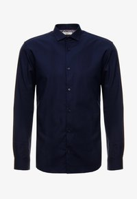 Jack & Jones PREMIUM - JPRVICTOR SLIM FIT - Koszula - navy blazer - 3