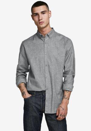JPRLOGO TWIST SHIRT - Camisa - light grey melange