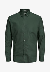 Jack & Jones PREMIUM - Koszula - dark green - 6