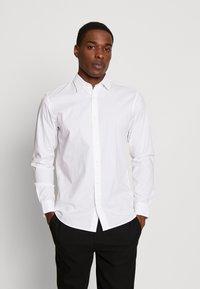 Jack & Jones PREMIUM - JPRTWO PACK SLIM FIT - Formální košile - white - 2