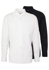 Jack & Jones PREMIUM - JPRTWO PACK SLIM FIT - Formální košile - white - 0