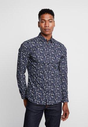 JPRFOCUS PAISLEY SHIRT ZAL - Shirt - navy blazer