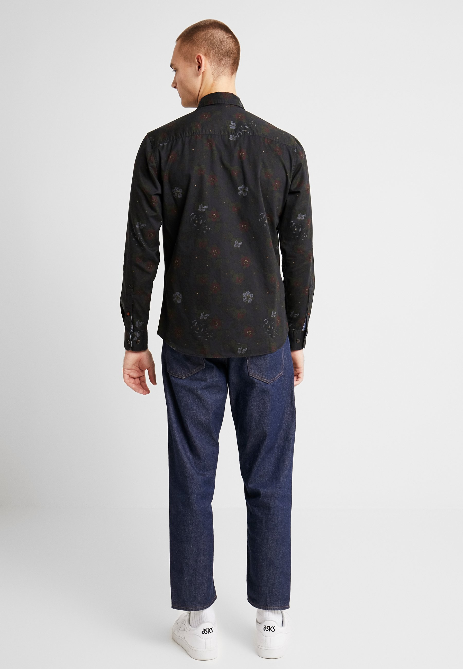 Jack & Jones Premium Jprscott One Pocket Slim Fit - Shirt Caviar