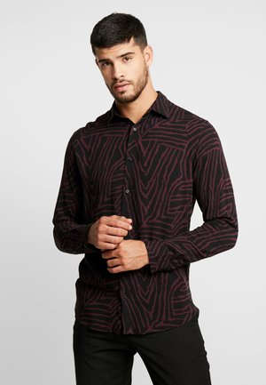 JPRARIZONA - Shirt - black/port royal