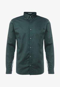 Jack & Jones PREMIUM - JPRFOCUS SOLID SHIRT SLIM FIT - Shirt - darkest spruce - 3