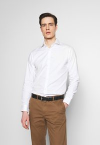 Jack & Jones PREMIUM - JPRBLA BASIC SHIRT SLIM FIT 2 PACK  - Zakelijk overhemd - white - 2