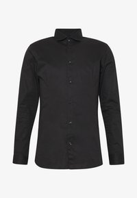 Jack & Jones PREMIUM - JPRBLASUPER STRETCH - Kauluspaita - black - 4