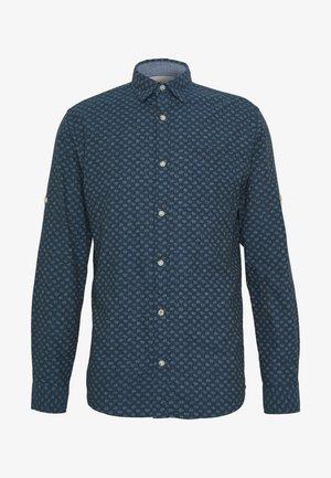JPRBLU SUMMER TED - Shirt - navy