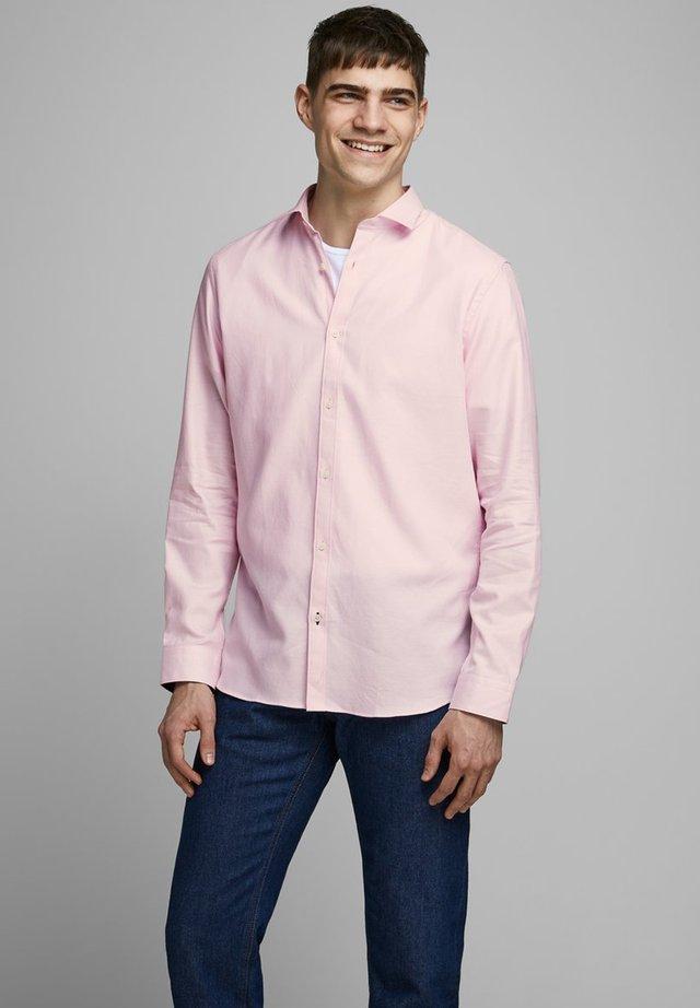 HEMD SLIM FIT - Kauluspaita - prism pink