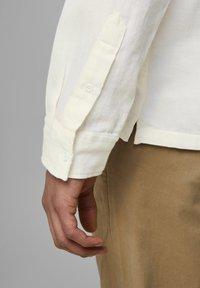 Jack & Jones PREMIUM - STRUKTUR - Košile - whisper white - 4
