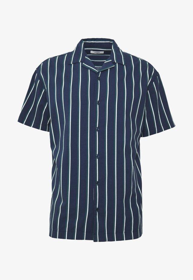 JPRBLASTRIPE  - Skjorter - navy blazer