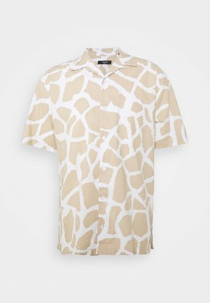 JPRJUNGLE RESORT  - Shirt - oxford tan