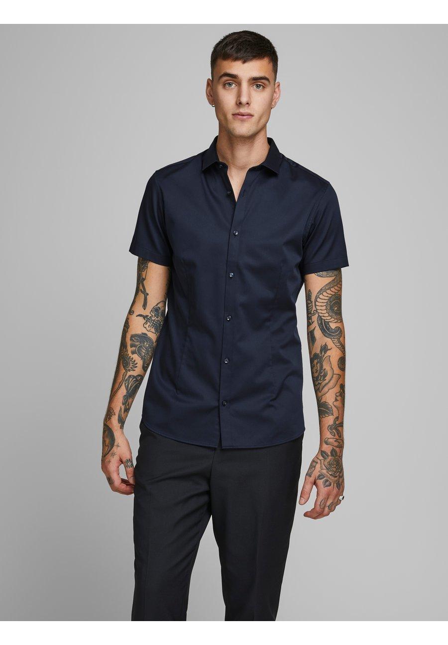 Jack & Jones PREMIUM Koszula - navy blazer