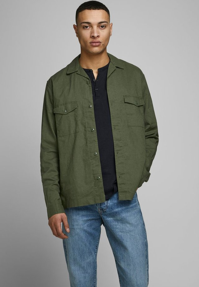Shirt - olive night