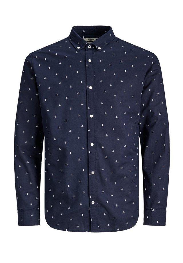 MARITIMES - Shirt - navy blazer