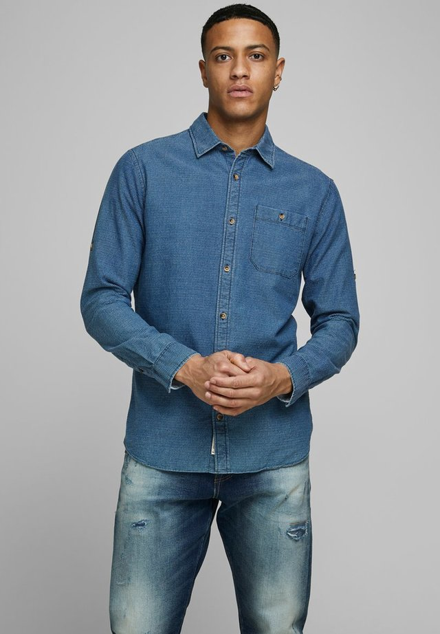 Shirt - denim blue