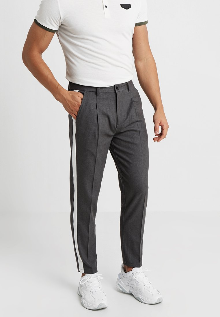 Jack & Jones PREMIUM - JJIACE JJARDEN  - Pantalones - dark grey