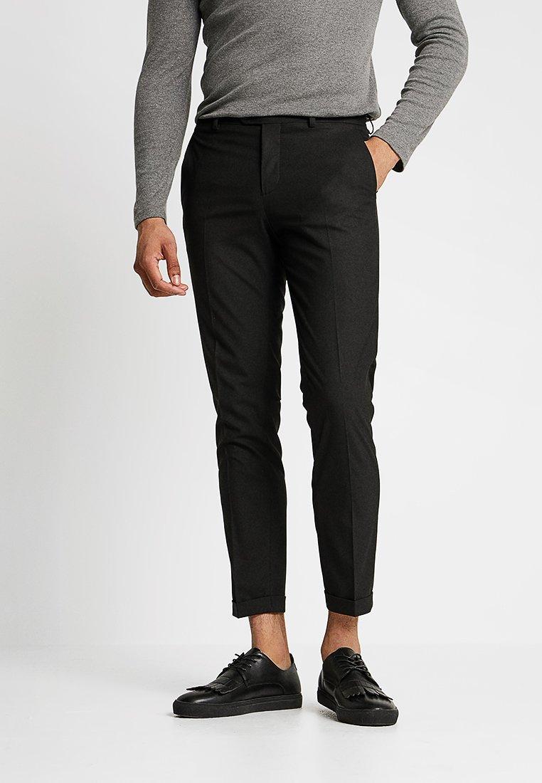 Jack & Jones PREMIUM - JPRSID TROUSER - Trousers - black