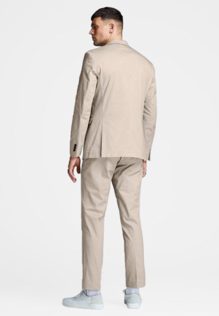 Jack & Jones Premium Kostymbyxor - Beige