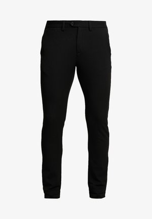 JJIMARCO JJCONNOR - Trousers - black