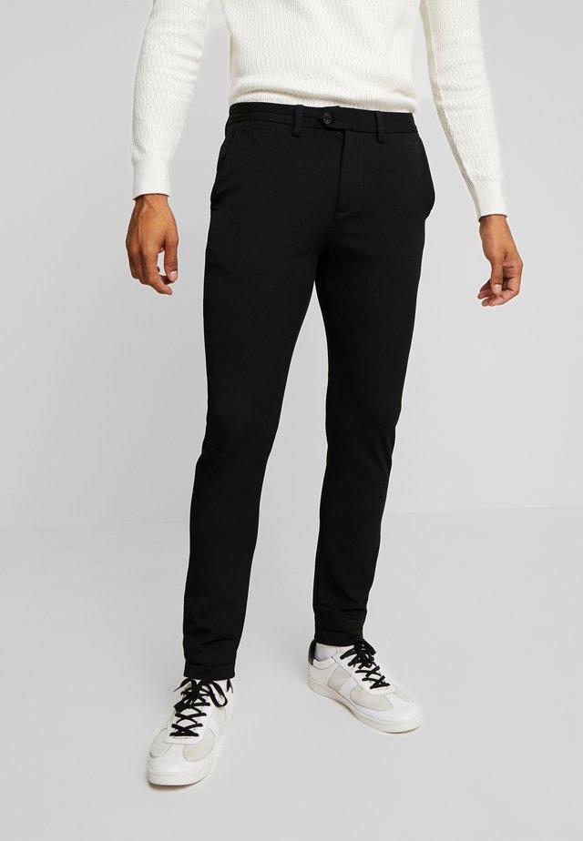 JJIMARCO JJCONNOR - Trousers - black