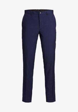Pantaloni eleganti - medieval blue