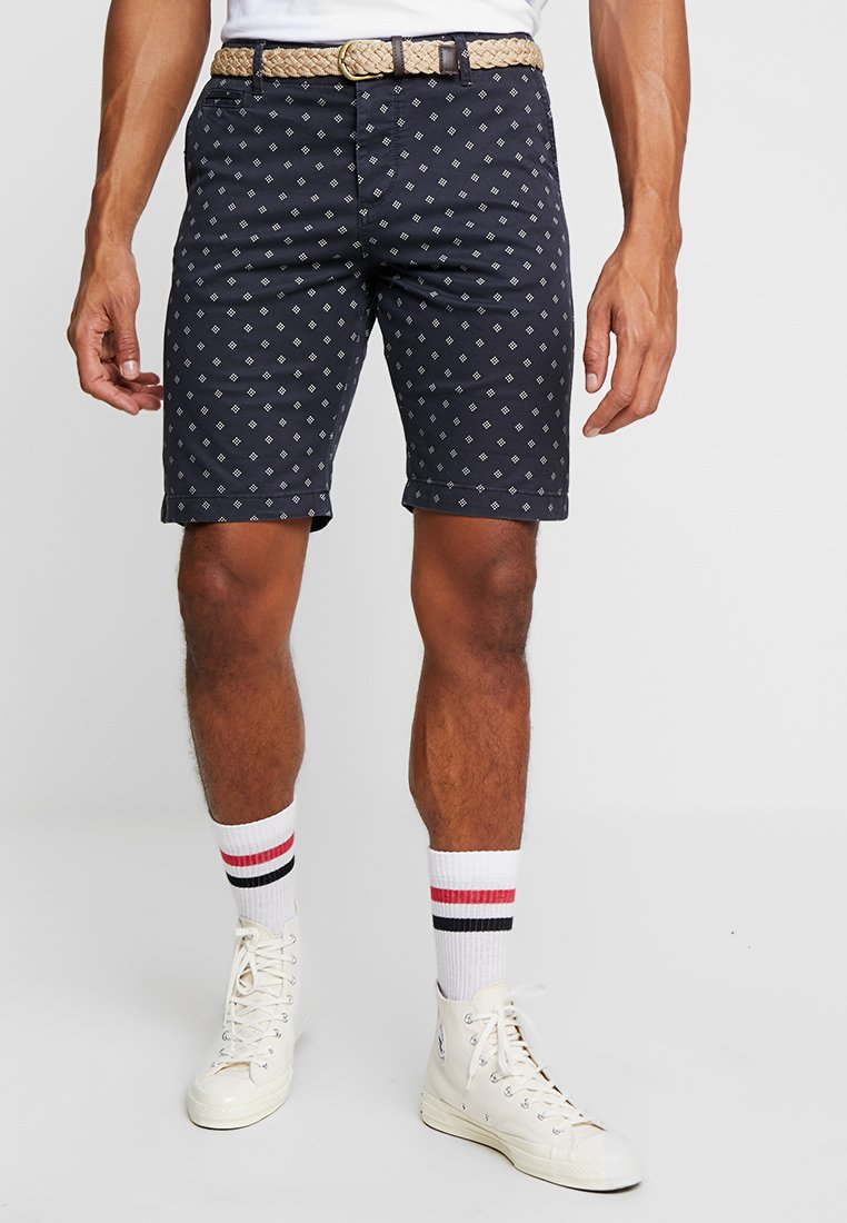 Jack & Jones PREMIUM - JJILORENZO - Shorts - dark navy