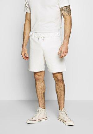 JPRFRANCO - Teplákové kalhoty - blanc de blanc