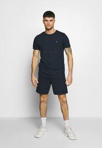 Jack & Jones PREMIUM - JPRFRANCO - Teplákové kalhoty - navy blazer - 1