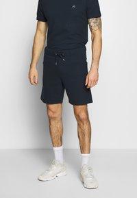 Jack & Jones PREMIUM - JPRFRANCO - Teplákové kalhoty - navy blazer - 0