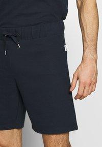 Jack & Jones PREMIUM - JPRFRANCO - Teplákové kalhoty - navy blazer - 4