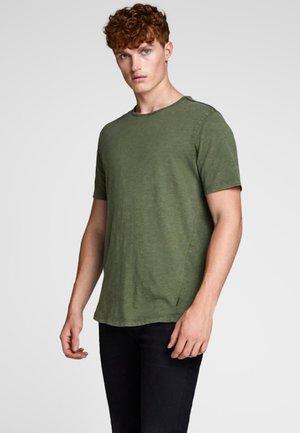 JPRDREW BLA - T-shirt basic - khaki