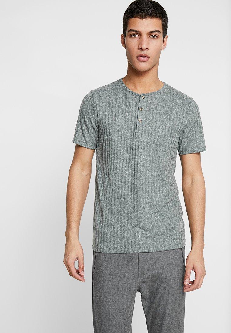 Jack & Jones PREMIUM - JPRMILTON - T-Shirt print - sedona sage
