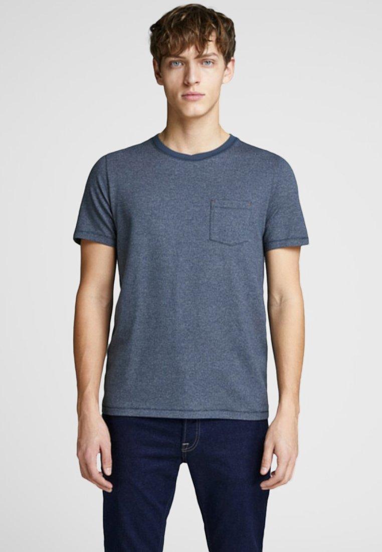 Jones BasiqueNavy T Jackamp; Premium shirt mN08nw