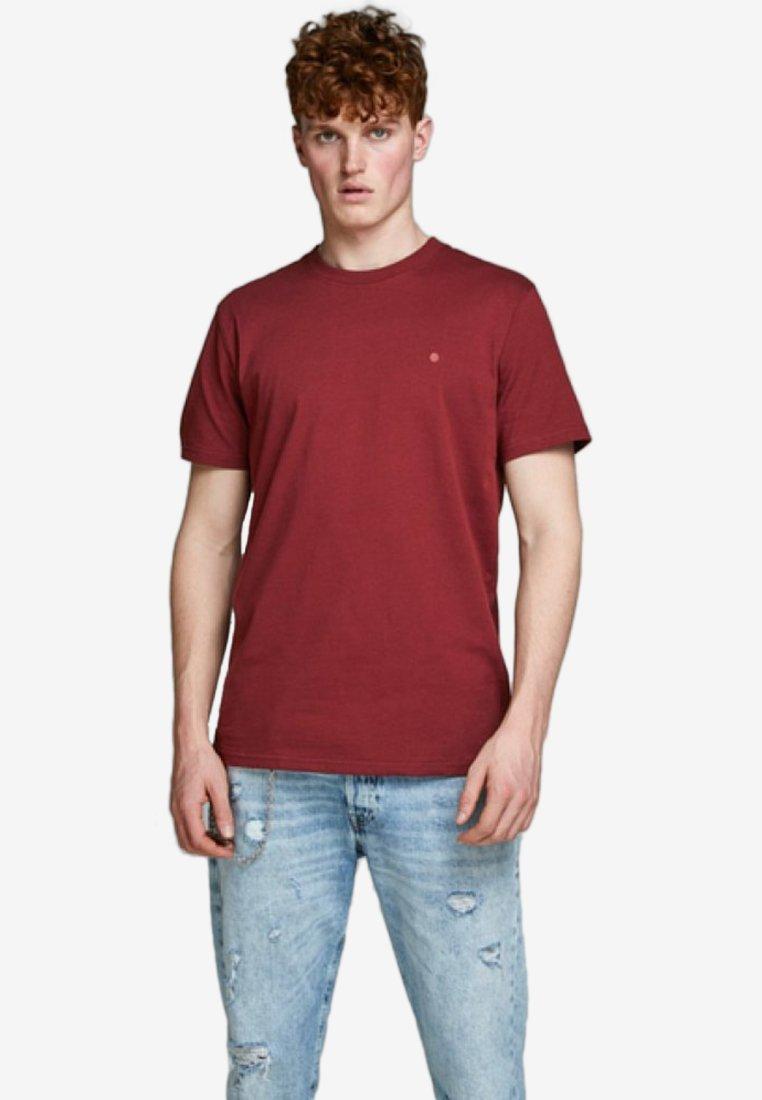 Jack & Jones PREMIUM - Basic T-shirt - red