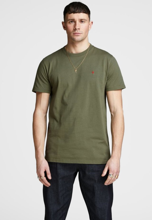T-shirt basique - four leaf clover