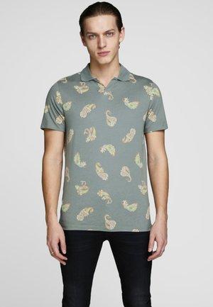 Poloshirt - dark dusty green