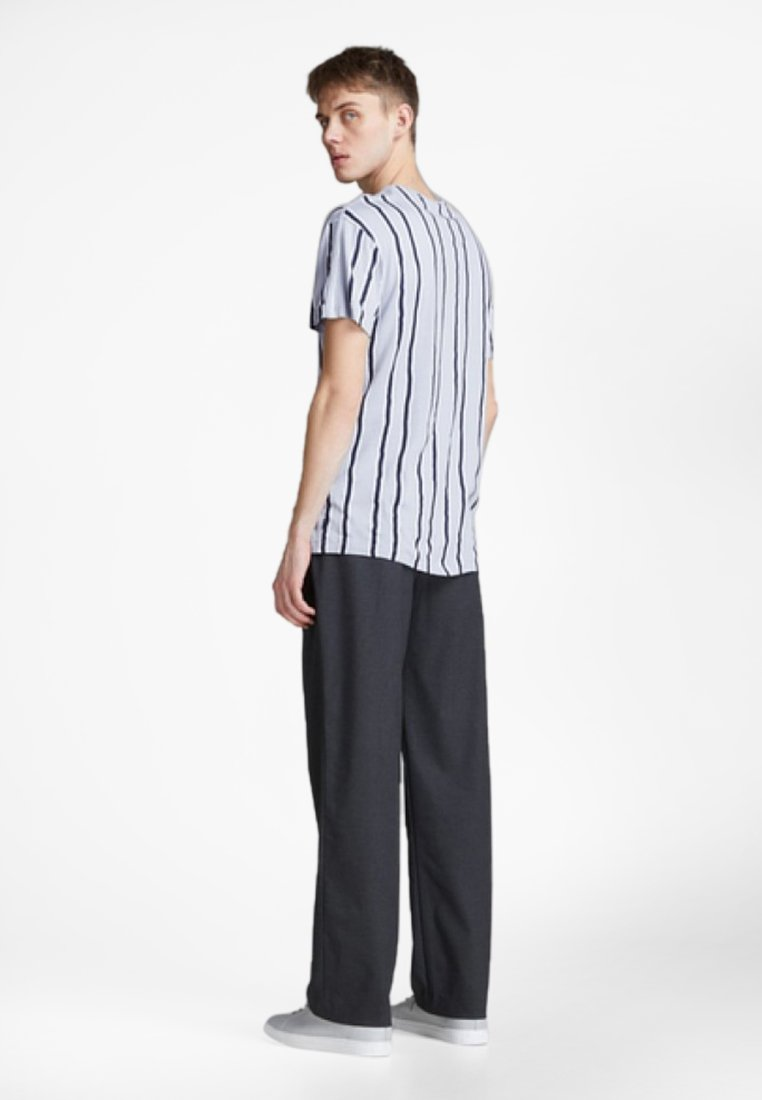 Tee Premium Blue Tokyo Imprimé Crew shirt Jones Jpraiden NeckT Jackamp; D29IEH