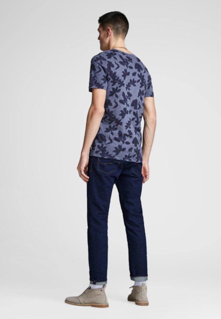 Premium Jones ImpriméNavy Blazer T Jackamp; shirt I9YWED2H