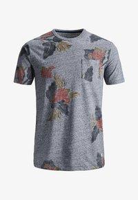 Jack & Jones PREMIUM - Print T-shirt - dark blue - 5