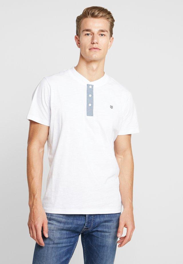 JPRTOM - T-shirt basic - white