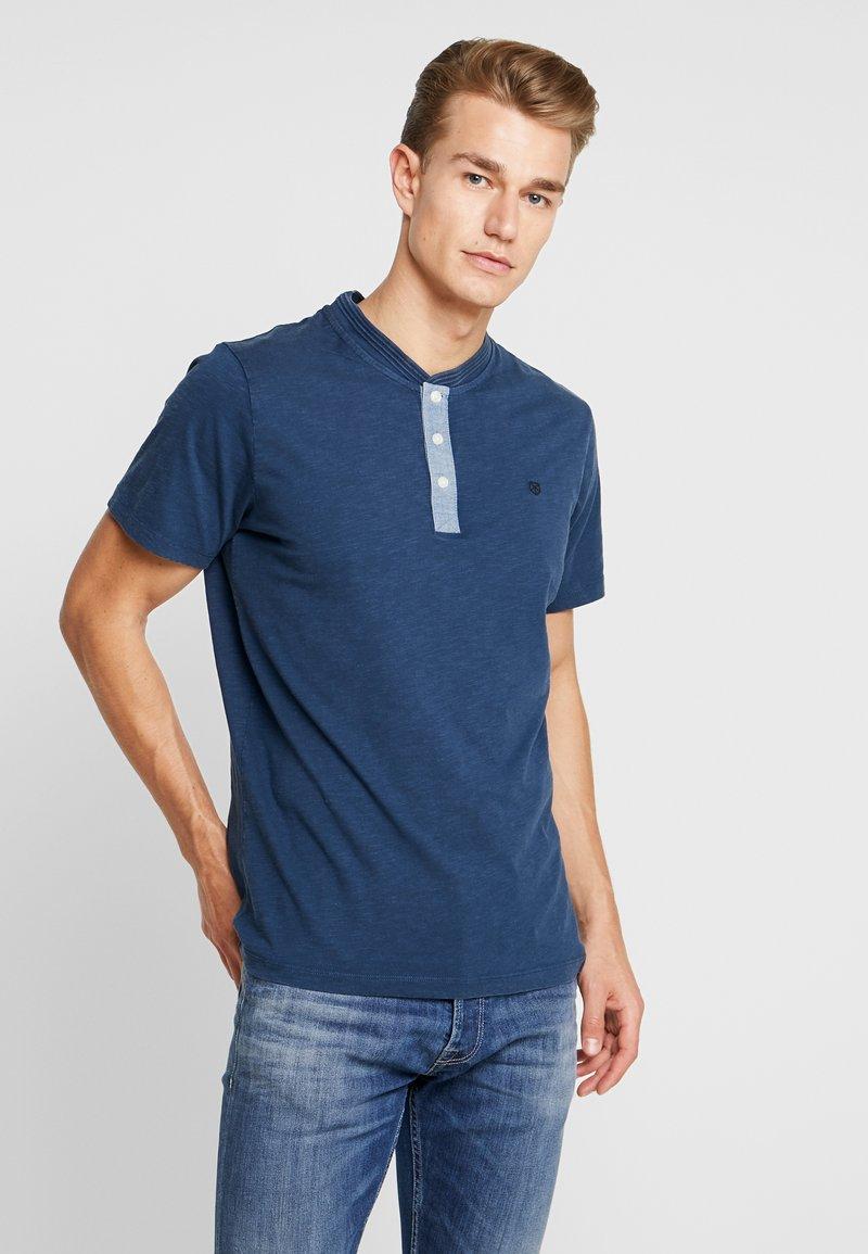 Jack & Jones PREMIUM - JPRTOM - T-shirts - mood indigo
