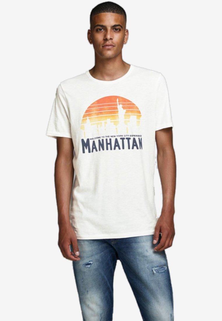 Jackamp; ImpriméCloud Premium T Dancer Jones shirt X8OPn0wk