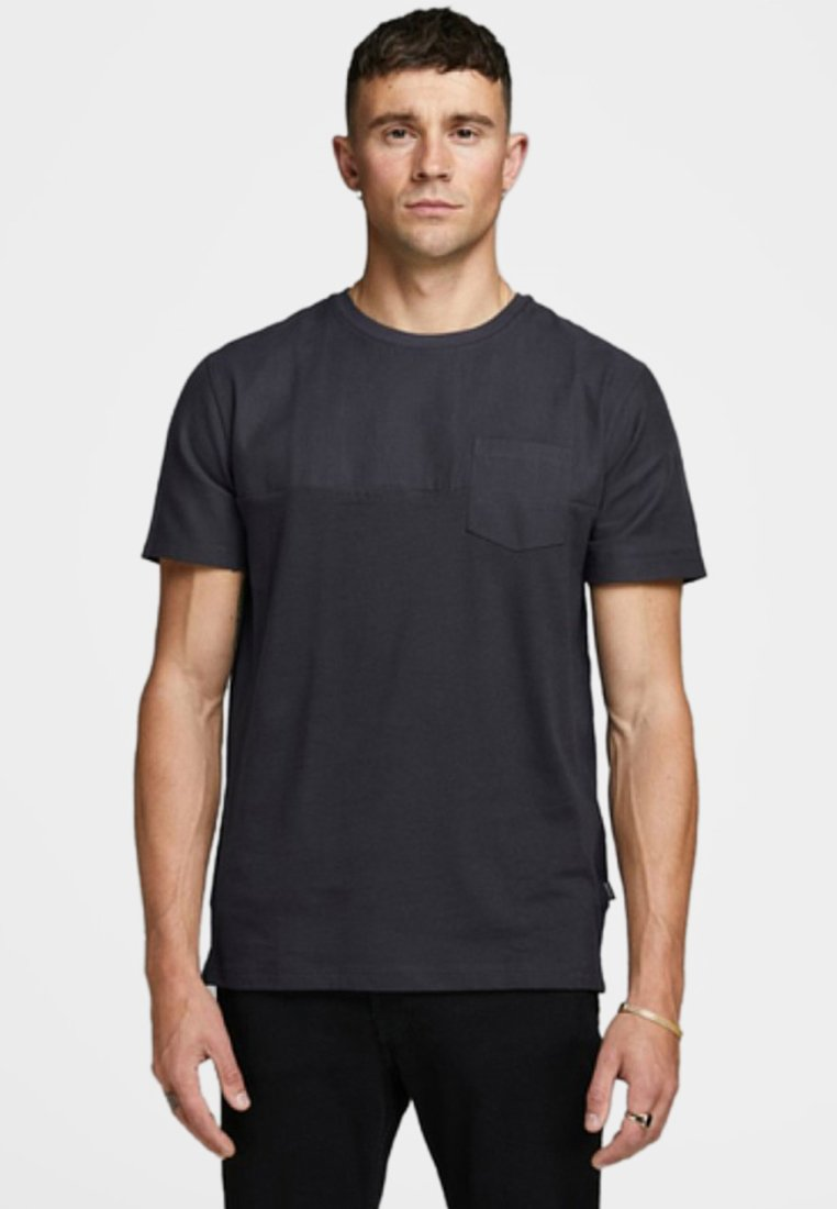 Jack & Jones PREMIUM JPRMASON - T-shirt basic - dark navy
