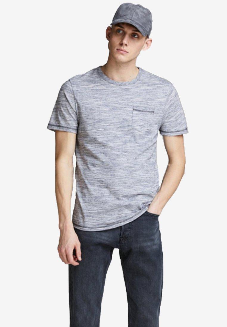 shirt Jackamp; ImpriméNavy Jones Premium T v8n0wmN